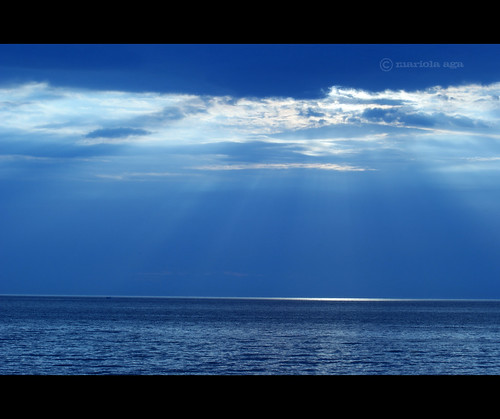 blue sunset summer sun lake nature water mood michigan rays sunrays coloma lakemichiganbeach thegalaxy