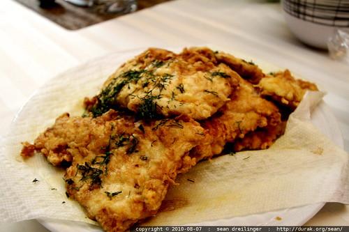 chicken scchnitzel