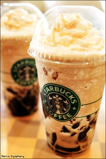 Caramel Coffee Jelly Frappuccino Review