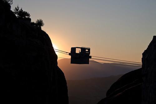 light sunset nature silhouette canon greece monastery emotions orthodox pravoslavlje flickraward
