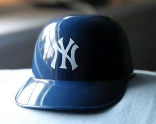 NY Yankees Tooth Tattoo