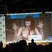 Small photo of Comic-Con 2010 - Sucker Punch panel - Carla Gugino