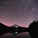 Perseid Meteor Shower by Gary Randall