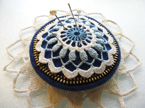 My favorite pin cushion...