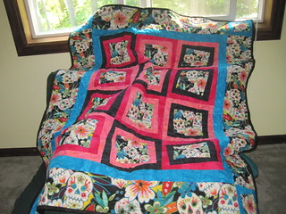 Day of the Dead quilt.