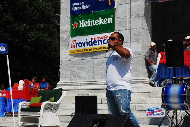 2010 Dominican Festival at Roger Williams Park