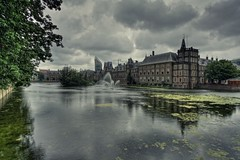 chã¢teau, water feature, water, river, reflection, water castle, canal, moat,