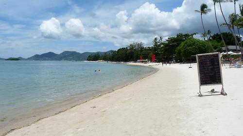 koh Samui Chaweng Beach north サムイ島 チャウエンビーチ北1