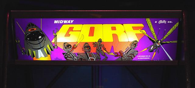 Gorf Sign