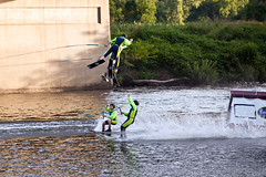 U.S. Water Ski Show Team - Scotia, NY - 10, Aug - 14 by sebastien.barre