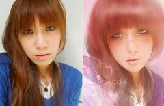 black hair(0.0), blond(0.0), costume(0.0), doll(0.0), toy(0.0), nose(1.0), bangs(1.0), hime cut(1.0), face(1.0), hairstyle(1.0), brown(1.0), clothing(1.0), purple(1.0), skin(1.0), lip(1.0), head(1.0), hair(1.0), long hair(1.0), brown hair(1.0), hair coloring(1.0), pink(1.0), eye(1.0), organ(1.0),