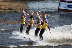 U.S. Water Ski Show Team - Scotia, NY - 10, Aug - 29 by sebastien.barre
