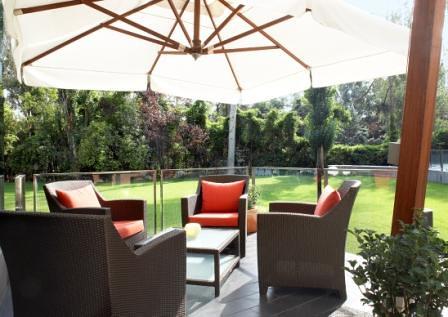 Terraza De Verano Ac Hotel Monte Real Ac Hotels By