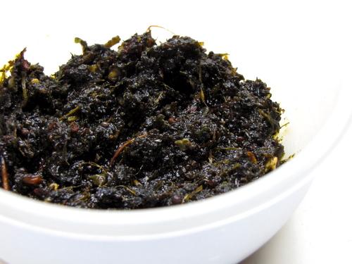 Cool picture of gongura pachadi recipe