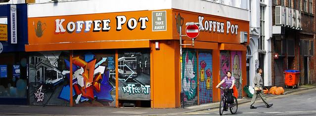 Koffee Pot Manchester
