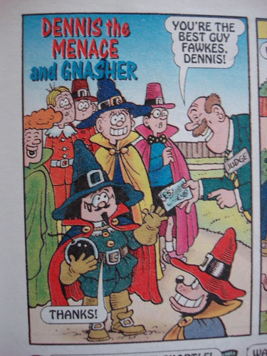 Dennis the Menace Guy Fawkes - Epic Fireworks
