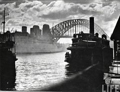 Sydney Harbour & Waterfront, by E. O. Hoppe
