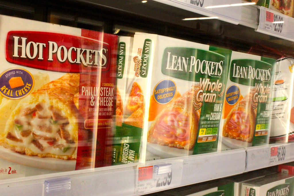 Hot Pockets faces recall after diseased meat
