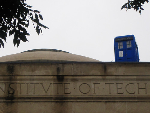 The TARDIS at MIT