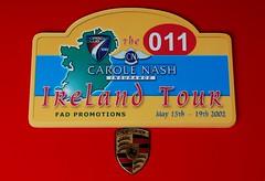 Porsche Club Meeting, Ireland 2002