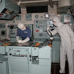 Naval Photocopier Safety Drill