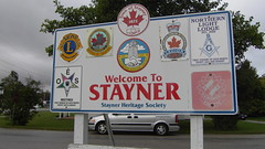 Stayner Masonic Temple Ontario Canada