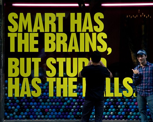 Smart Has the Brains