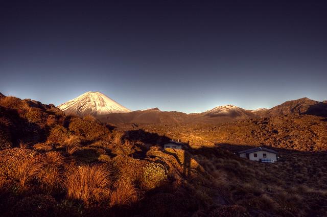 Tongariro Sunrise