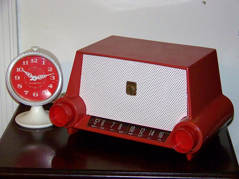 Motorola 53H AM Radio