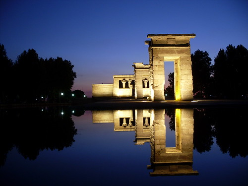 Debod Temple - Madrid