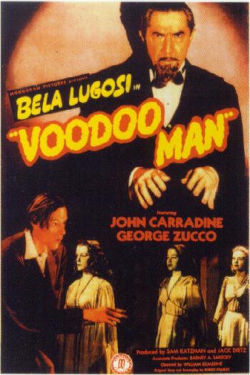 Voodoo Man (Poster)