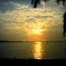 Boat+Sunset by Mu'adz Haslan