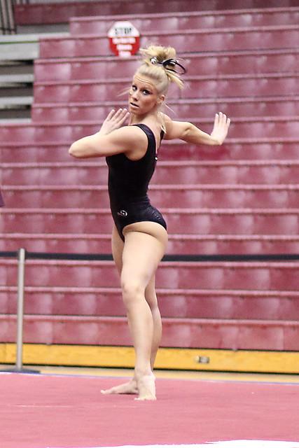 twu gymnastics meet