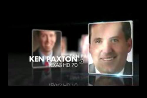 Ken Paxton, Texas Conservative