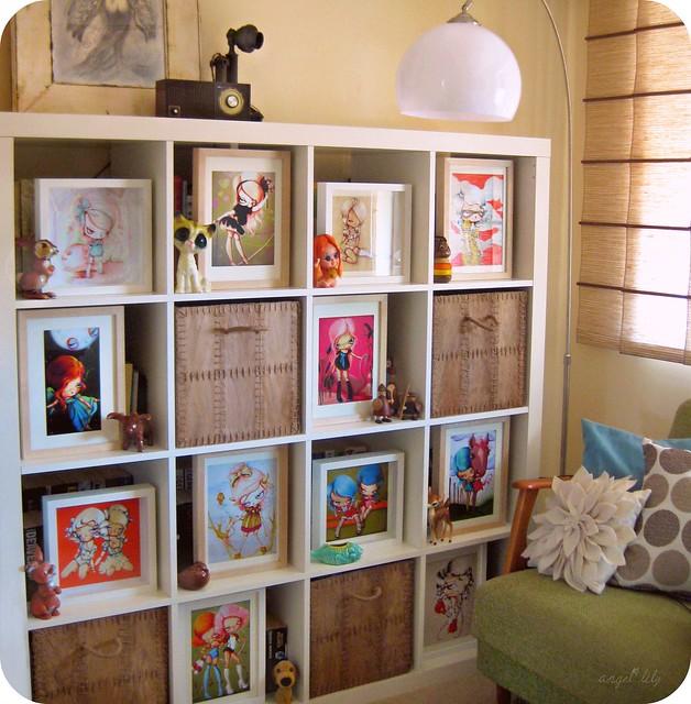 Living Room Ikea Indonesia: Ikea Expedit & TV Units