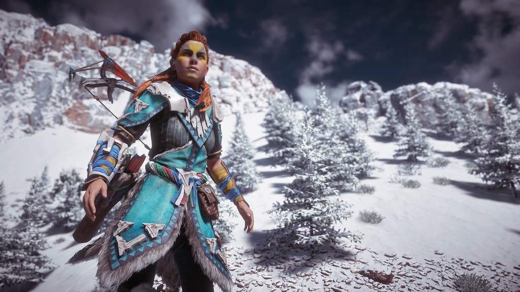 Horizon Zero Dawn Patch 1.30