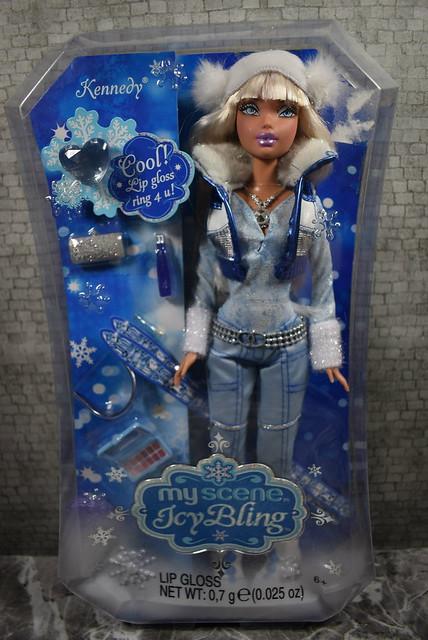2006 Barbie My Scene Icy Bling Kennedy K8337 (2)