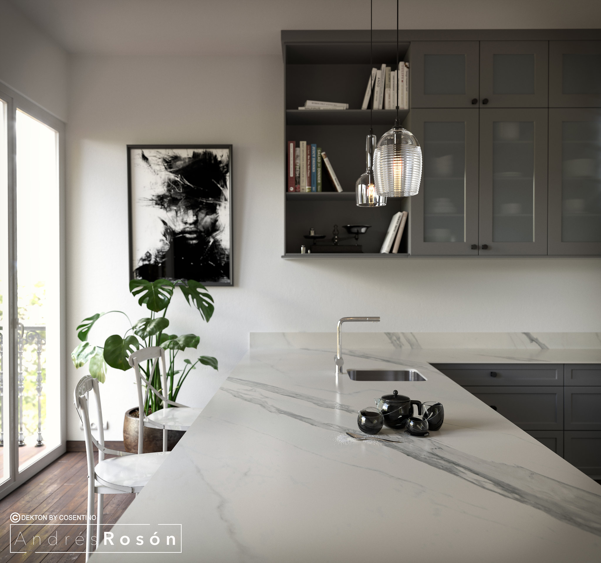 Kitchen Spaces nº1