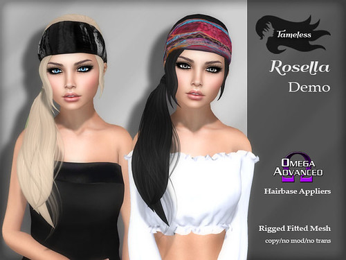 Tameless Rosella - Exclusive @ Hair Fair 2017