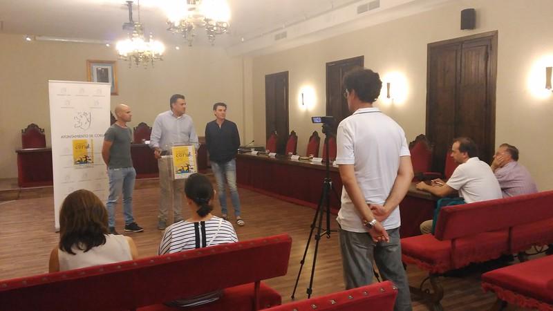 """El XVI Triatlón """"Ciudad de Coria"""" se celebrará el 16 de julio de 2017"""
