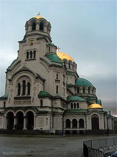 Sofia: Alexander Nevskij