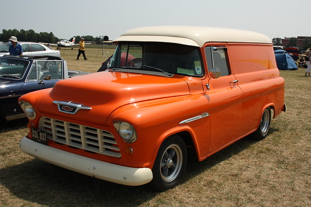 1955 Chevy Panel Van For Sale | Autos Weblog