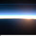 Polar Mesospheric Clouds at Orbital Sunrise (NASA, International Space Station Science, 06/16/10)