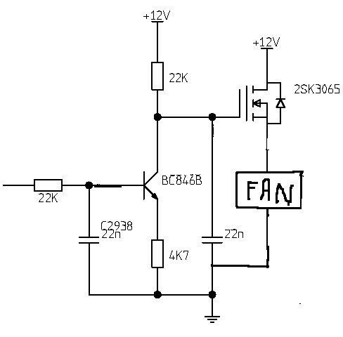 control  vary lm317 output voltage with pwm