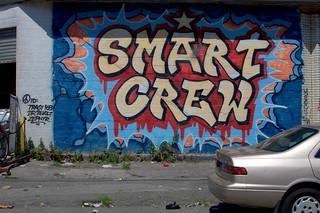Smart Crew Wild Style!