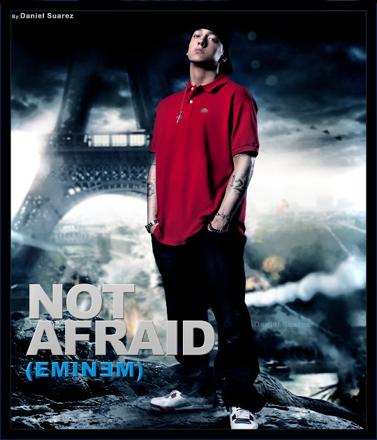 Eminem - Not Afraid | Flickr - Photo Sharing!