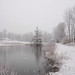 Winter Snowfall in Arlington Vermont by sprout73