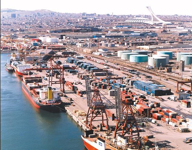 Logistique port