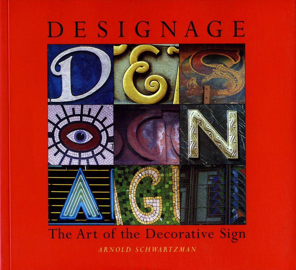 Designage: The Art of the Decorative Sign