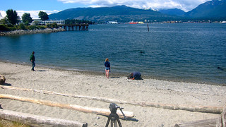 Crab Beach | Vancouver, BC